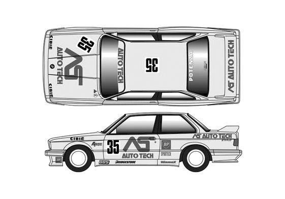 BMW M3 E30 Coupe 1992