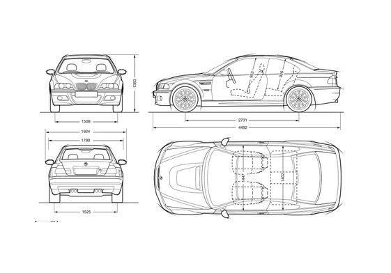 BMW M3 E46 Coupe 2007