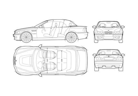 BMW M3 E46/C Cabriolet 2004