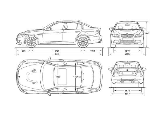 BMW M3 E90 Limousine 2008