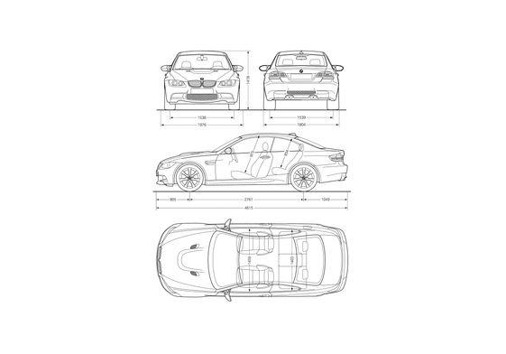 BMW M3 E92 Coupe 2008