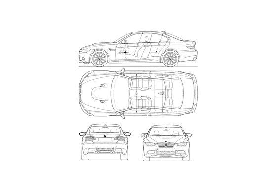 BMW M3 E92 Coupe 2009