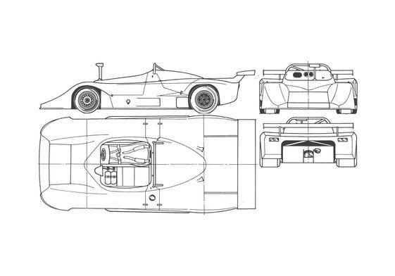 BMW Osella PA10-2 Targa 1999