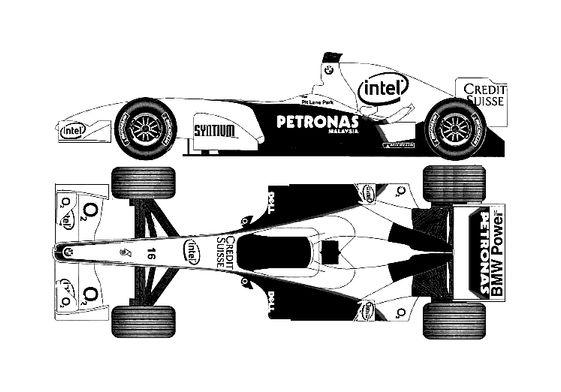 BMW Sauber F1 OW 2006