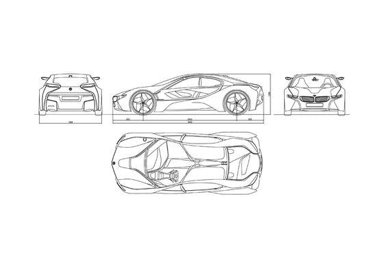 BMW Vision Efficient Dynamics Coupe 2009