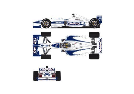 BMW Williams FW22 F1 OW 2000