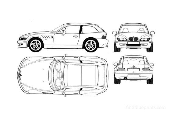 BMW Z3 E36/8 Coupe 1996