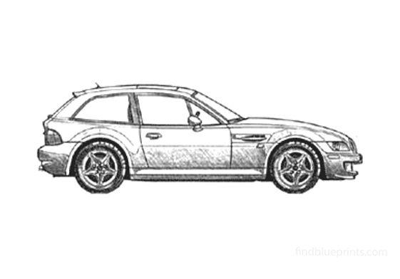 BMW Z3 M E36/8 Coupe 1998