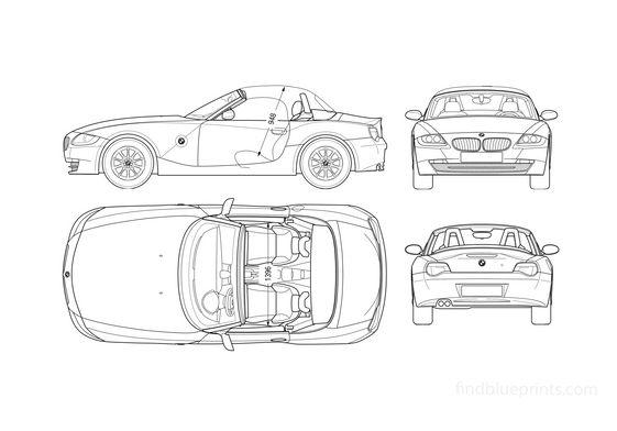 BMW Z4 E85 Cabriolet 2003