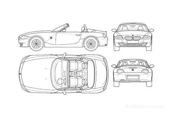 BMW Z4 E85 Cabriolet 2005