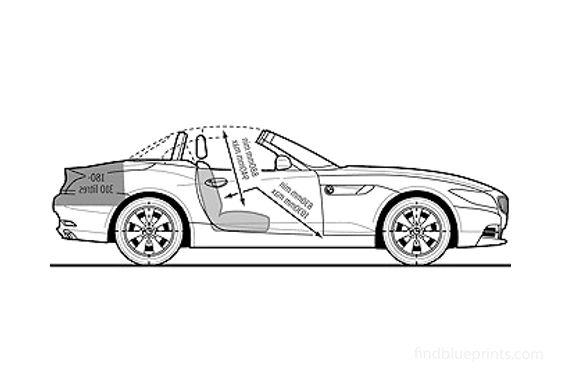 BMW Z4 E89 sDrive35i Cabriolet 2009