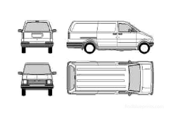Ford Aerostar LWB Van 1998