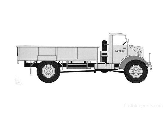 Ford CMP 60L Truck 1941