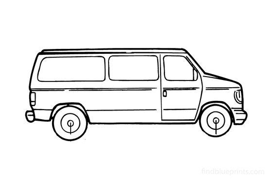 Ford Econoline Van 1997