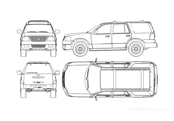 Ford Expedition SUV 1998