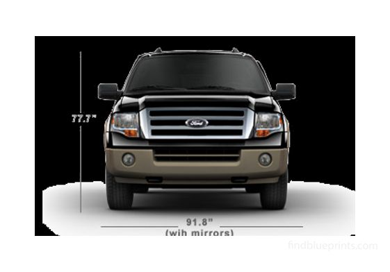 Ford Expedition SUV 2011