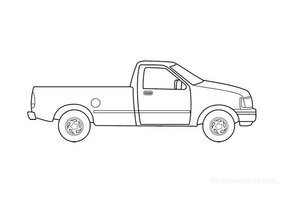 Ford F-150 Pick-up 1997
