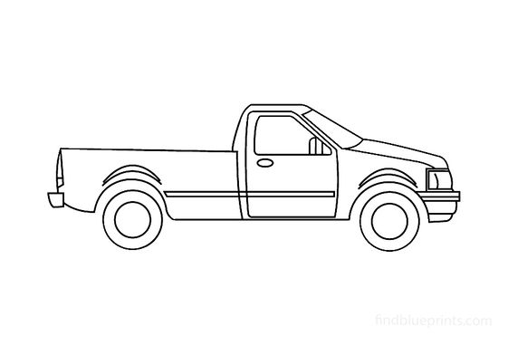 Ford F-150 Pick-up 2006