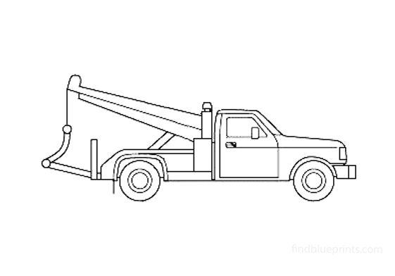 Ford F-150 Truck 1995