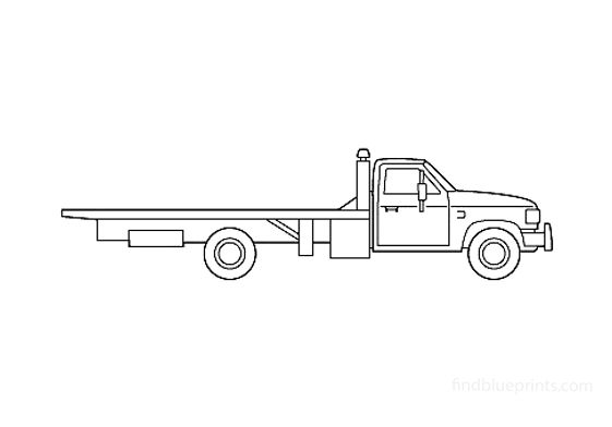 Ford F-350 Truck 1995
