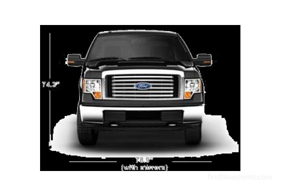 Ford F150 Pick-up 2011