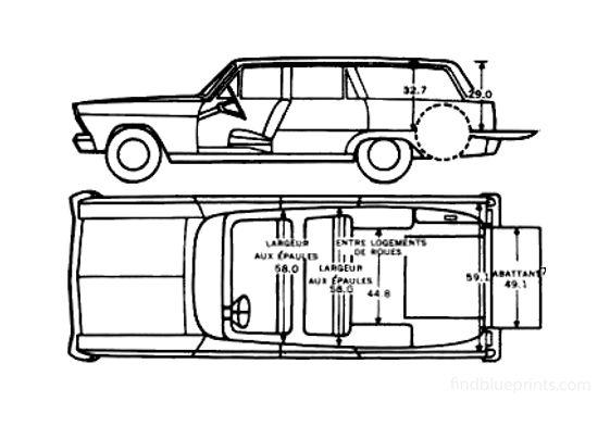 Ford Fairlane Wagon 1966