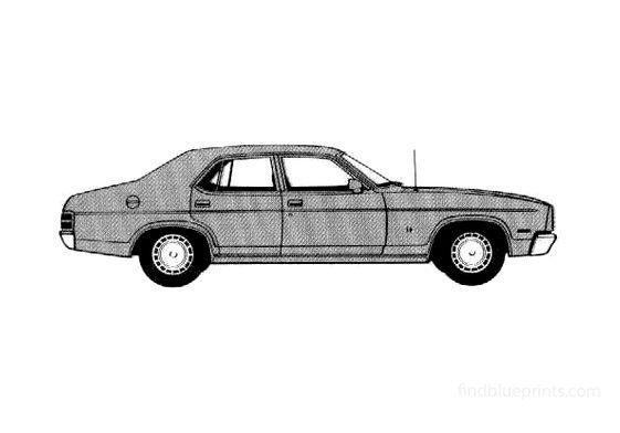 Ford Fairmont Sedan 1978