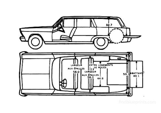 Ford Falcon Wagon 1966