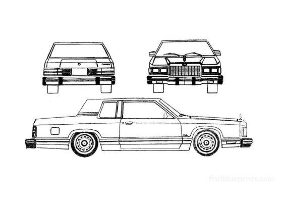 Ford Granda Coupe 1981