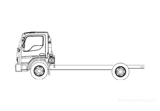 Ford LCF Truck 2008