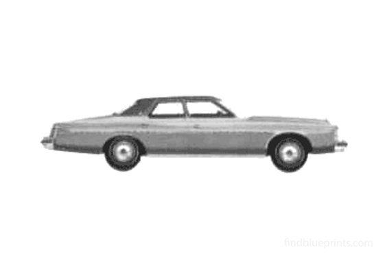 Ford LTD Sedan 1975