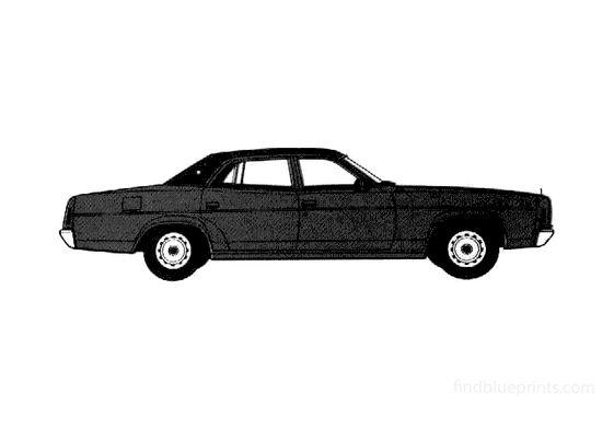 Ford LTD Sedan 1978