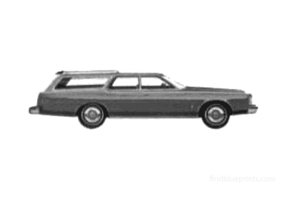 Ford LTD Wagon 1975