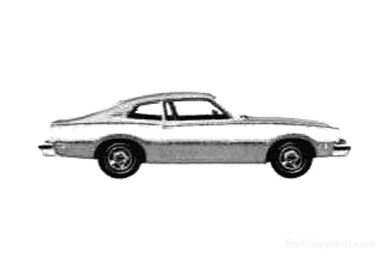 Ford Maverick Coupe 1975