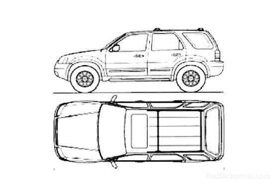 Ford Maverick SUV 2006