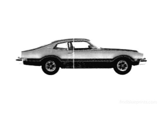 Ford Maverick Graber Coupe 1975