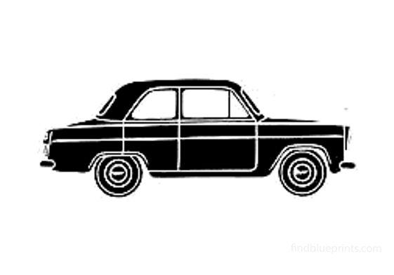 Ford Prefect 107E Sedan 1947