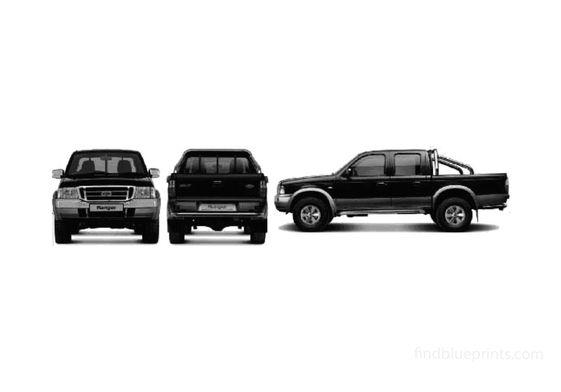 Ford Ranger Pick-up 2006