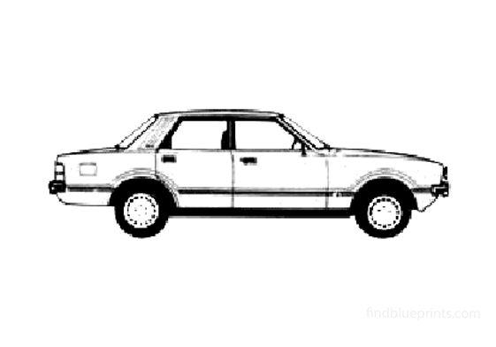 Ford Taunus S Sedan 1978