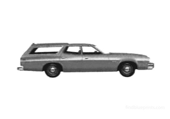 Ford Torino Wagon 1975