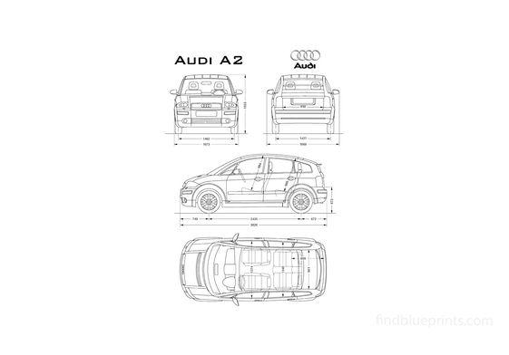 Audi A2 Hatchback 1999