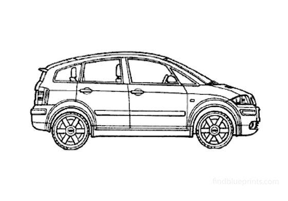 Audi A2 Hatchback 2002