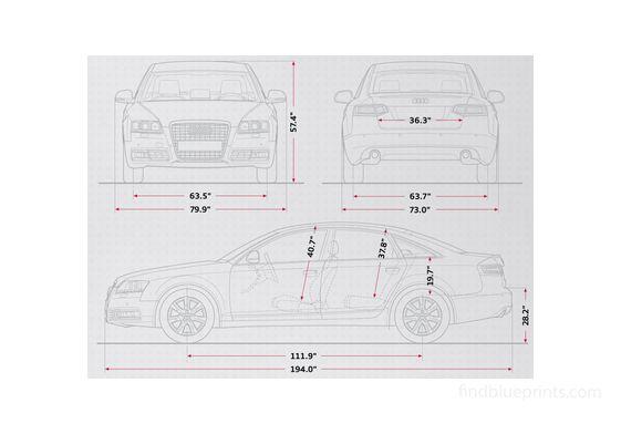 Audi A6 C6 (Typ 4F) Sedan 2009