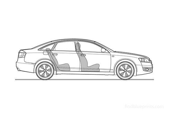 Audi A6 C6 3.0 V6 Sedan 2006