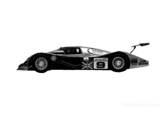 Audi R8C Le Mans Coupe 1999