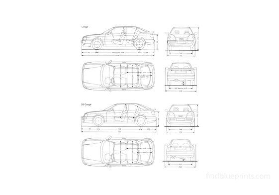 Audi S2 B4 Coupe 1996