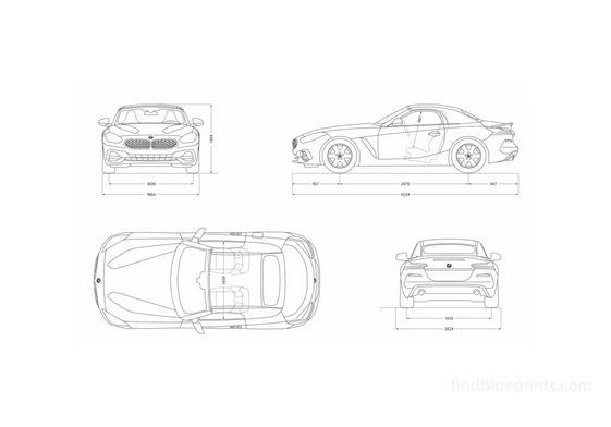 BMW Z4 sDrive20i 2020