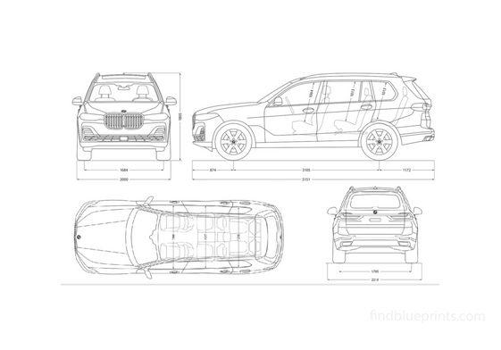BMW X7 xDrive30d 2020