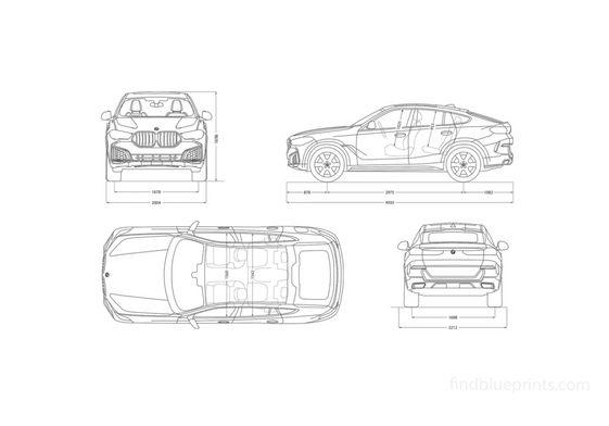 BMW X6 xDrive30d 2020