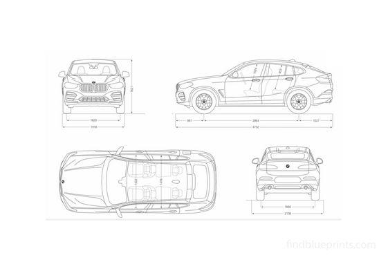 BMW X4 xDrive20i 2020